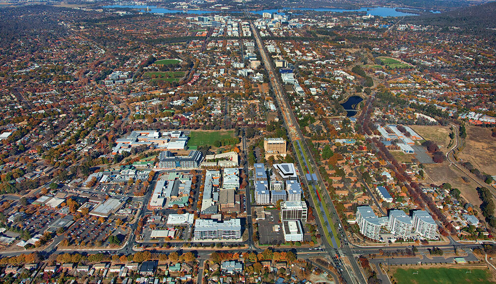The Canberra suburb with more than 30% growth